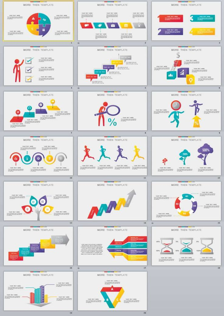 36 best 2018 infographic powerpoint templates images on pinterest 20 infographics charts slides powerpoint templates toneelgroepblik Image collections