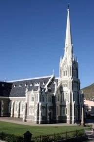 Dutch reformed church - Graaff Reinet