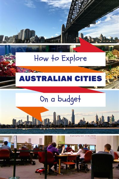 How to Explore Australian Cities on a Budget Photo