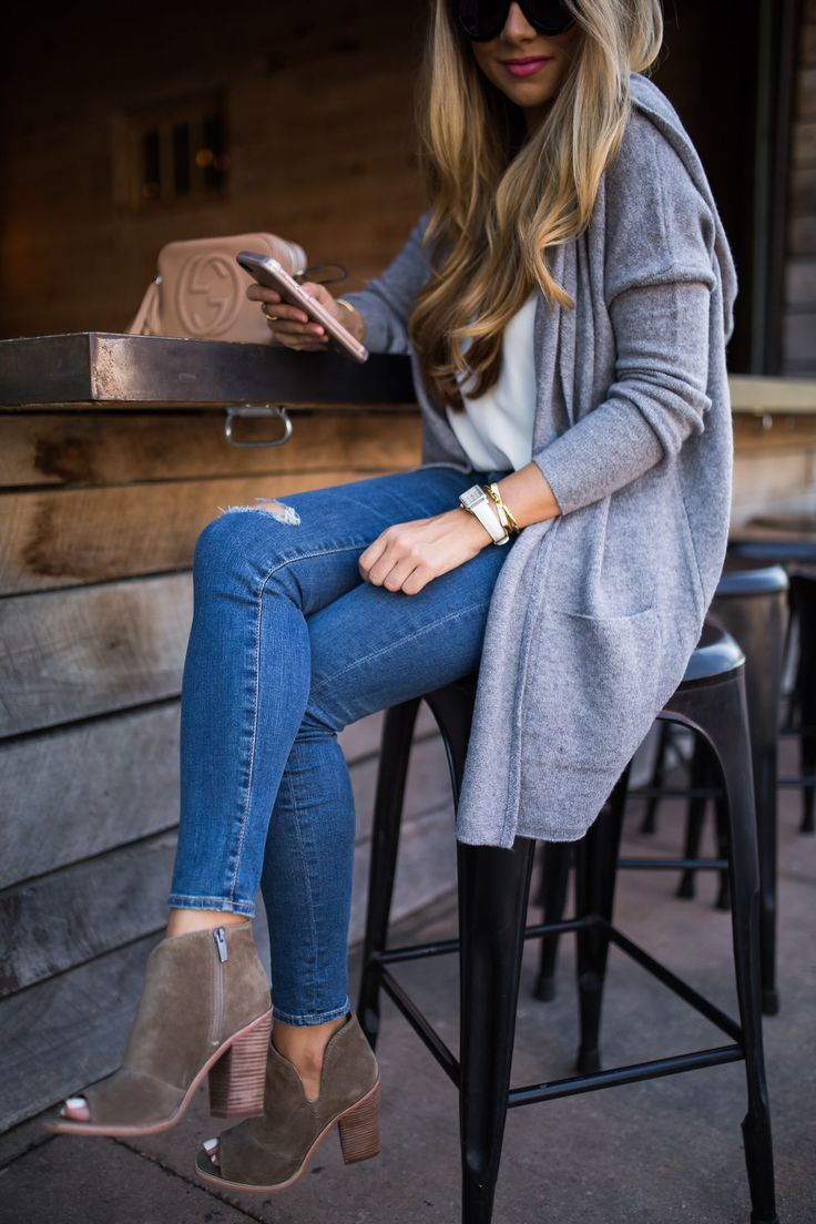 Easy Chic | fall style