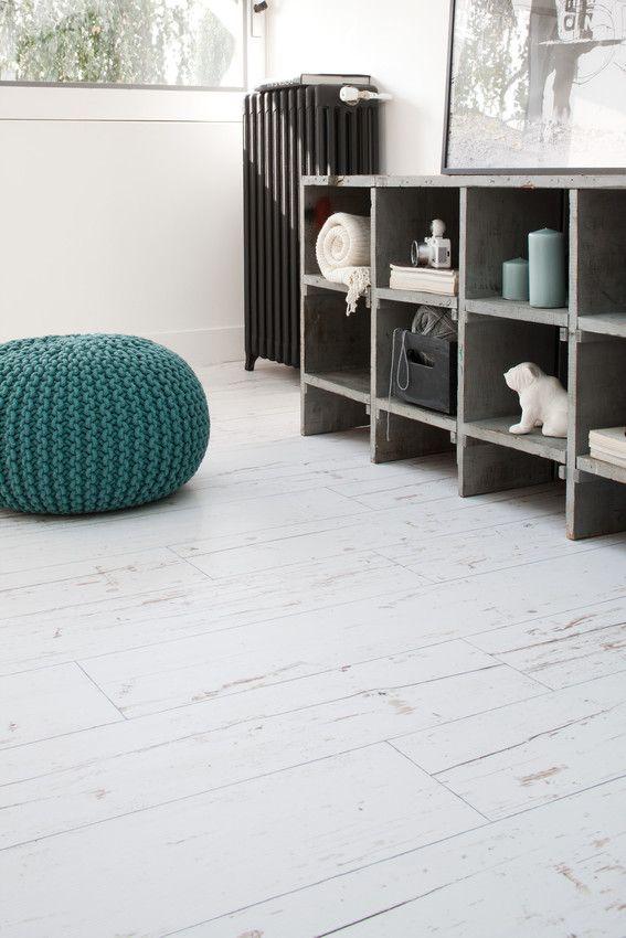 Hometown White - Texline HQR by #Gerflor #flooring www.gerflor.com