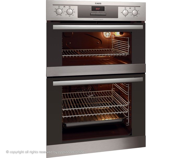 best double oven I can find to stop the nightmare cooking experiences I had this Christmas