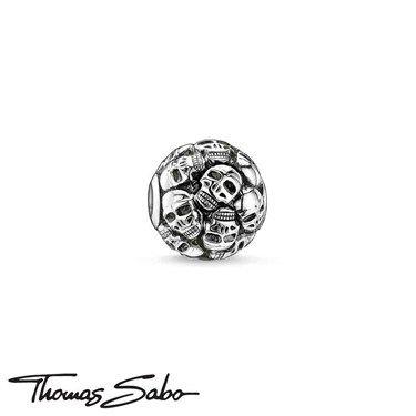 Thomas Sabo Karma Beads | skulls