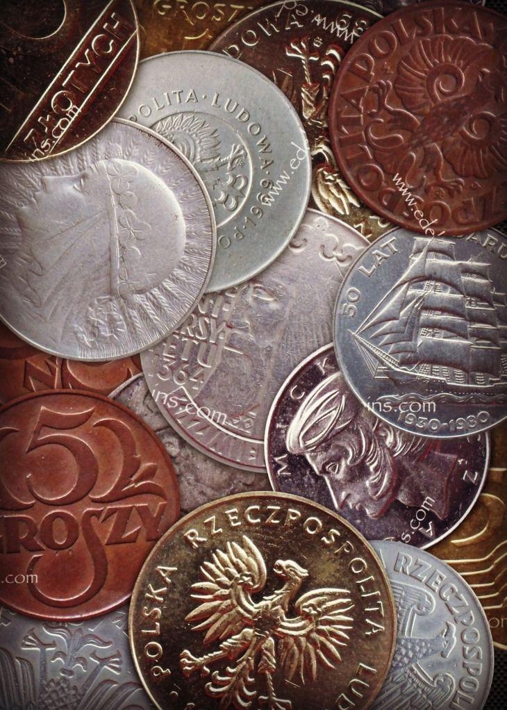 Coins, Poland