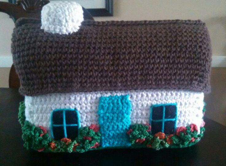 My Irish cottage door stop!