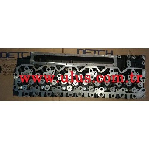 4952115 Motor silindir Kapağı QSC Cummins motor yedek parçaları