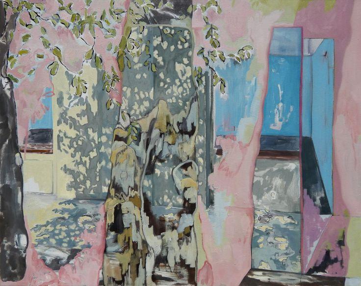 Wihro Kim - Pink Interior, 2016