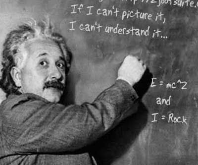 Six Thought-Provoking Quotes from Albert Einstein - by Dumb Little Man