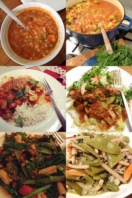 5:2 diet meal ideas by flowerpress