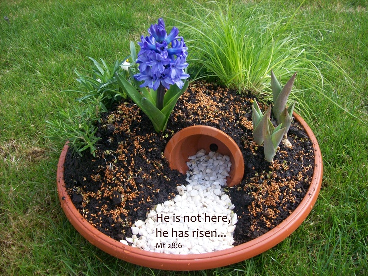 Happy Easter! Matthew 28:6