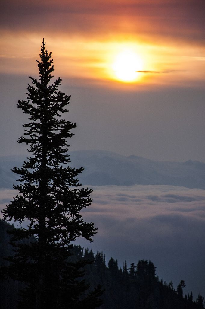 Whistler Mountain Sunsets Mountain Landscape Photography Fine Art Landscape Photography Landscape Photography