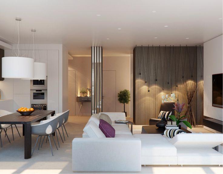 Интерьер квартиры 125м в жк ФилиЧета, Архитектурное бюро Александры Федоровой