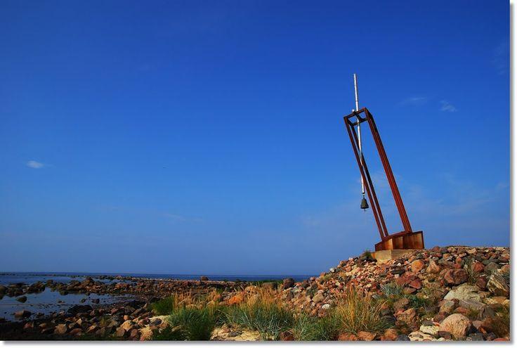 MS Estonia memorial in Tahkuna, Hiiumaa