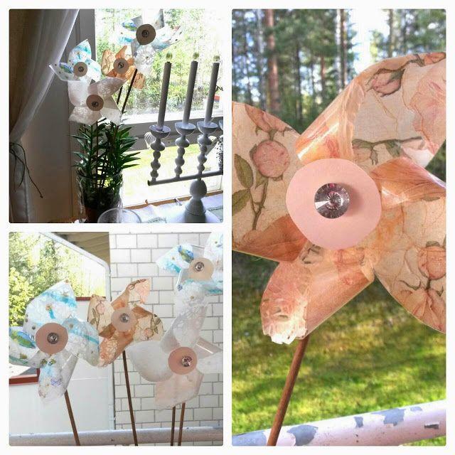 DIY Tuulihyrrä
