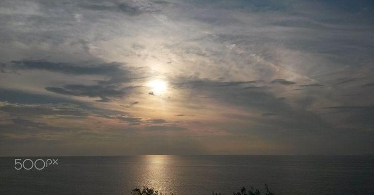 Sun and Sea by Giovanni Cappiello on 500px