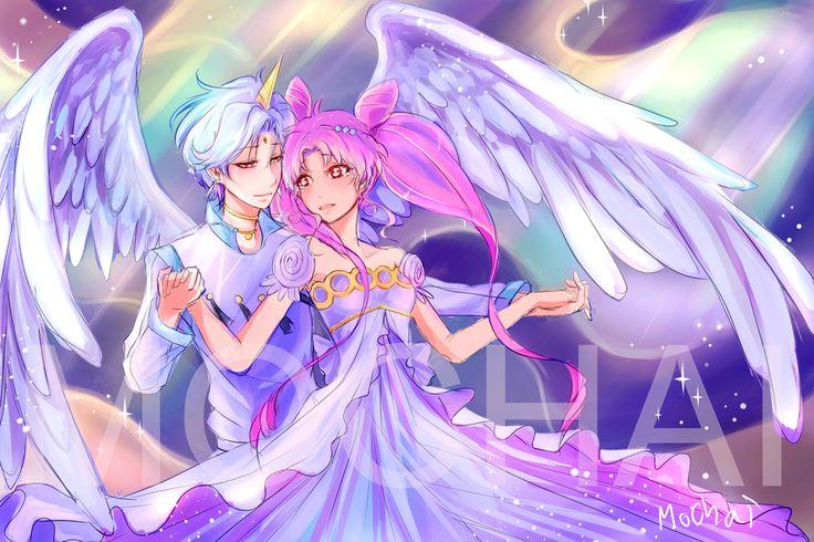Sailor Moon super S Chibiusa  Helios by MoChaikung.deviantart.com on @deviantART