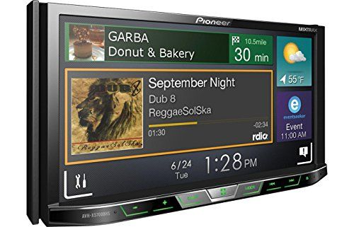 Pioneer BLUETOOTH Double-DIN DVD/CD/MP3/USB Car Stereo Receiver with 7-Inch Motorized Touchscreen with HD RADIO & Siri Eyes Free, SiriusXM-Ready, Android Music Support, Pandora, and Dual Camera Inputs, BONUS FREE Remote Control Included  http://www.productsforautomotive.com/pioneer-bluetooth-double-din-dvdcdmp3usb-car-stereo-receiver-with-7-inch-motorized-touchscreen-with-hd-radio-siri-eyes-free-siriusxm-ready-android-music-support-pandora-and-dual-camera-in/