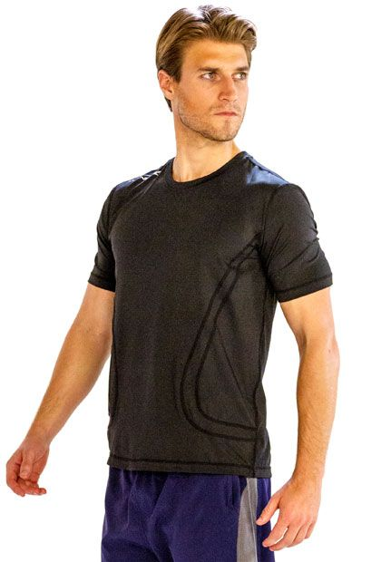 #Buy #Workout #T Shirts for #Men #Online at #Alanic and #Get up and Go!