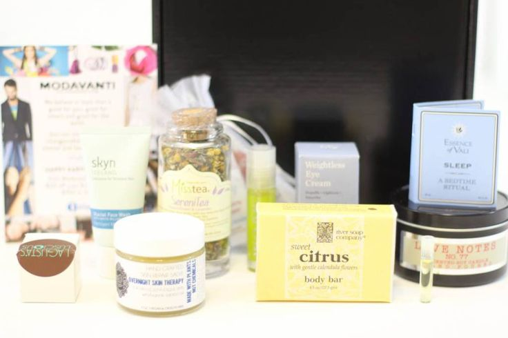 Modavanti Beauty Box May 2015