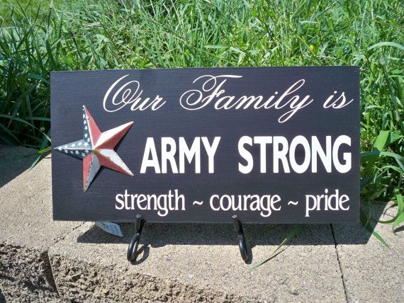 MILITARY SIGNS (Simply Said Sayings) www.operationwearehere.com/deploymentproducts.html