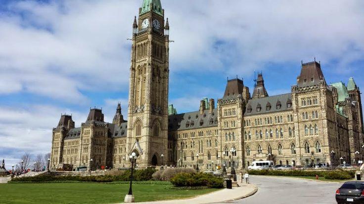 Trevor Grayeb | Internship in Ottawa, Ontario http://parliamenthill.blogspot.com/