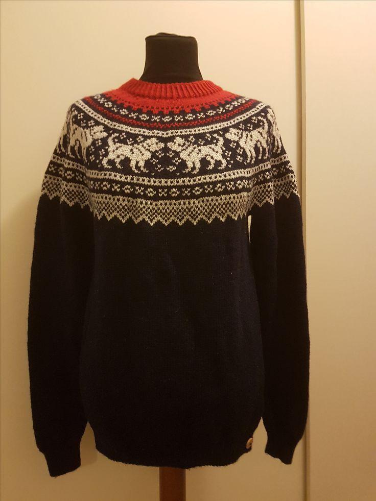 Marius-inspirert genser.....foran
