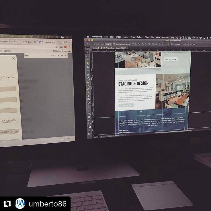 Check this cool work from @umberto86 :) follow for more :) #Repost @umberto86 with @repostapp  New web design and development project for new client. Idea #1 almost complete #homestaging #homedesign #realestate #design #staging #uvdesigns  #coding #coder #coderlife #developer #programmer #csharp #nodejs #html5 #css #javascript #webdesign #webdev #python #php #angular #github #atom #android #tech #setup #officespace #desk