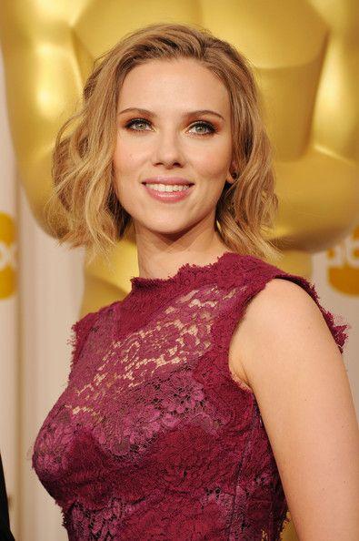 Scarlett+Johansson in 83rd Annual Academy Awards - Press Room