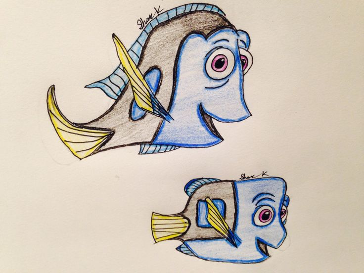 Charlie and Jenny( Dory's Parents) By Shane K