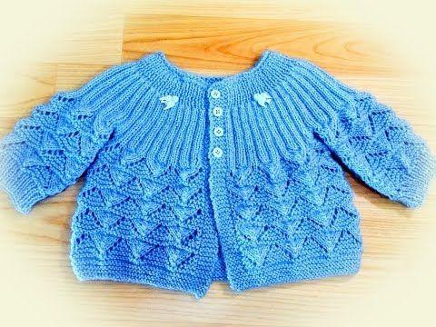 Adorei fazer este casaquinho, os pontos feitos são bem fáceis, não tem nada de complicado no modo de fazer. Pode ser feito tanto em lã quanto em linha. Os po...