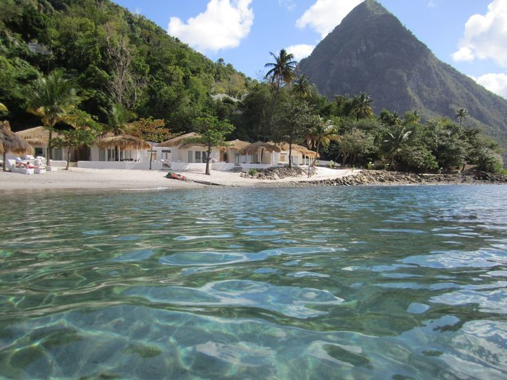 Explore The Beauty Of Caribbean: Top 25 Ideas About See Saint Lucia On Pinterest
