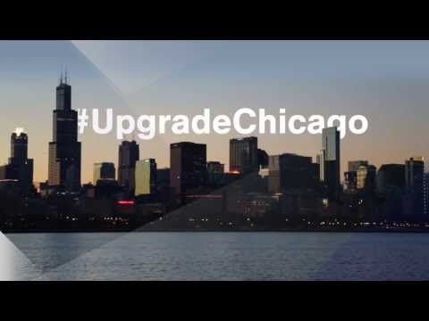 Lufthansa - Upgrading our Chicago-Frankfurt route with the new Boeing 747-8 aircraft and full-flat Business Class seats just wasn't enough. During the week of November 11-17, we're upgrading experiences all over Chicago.