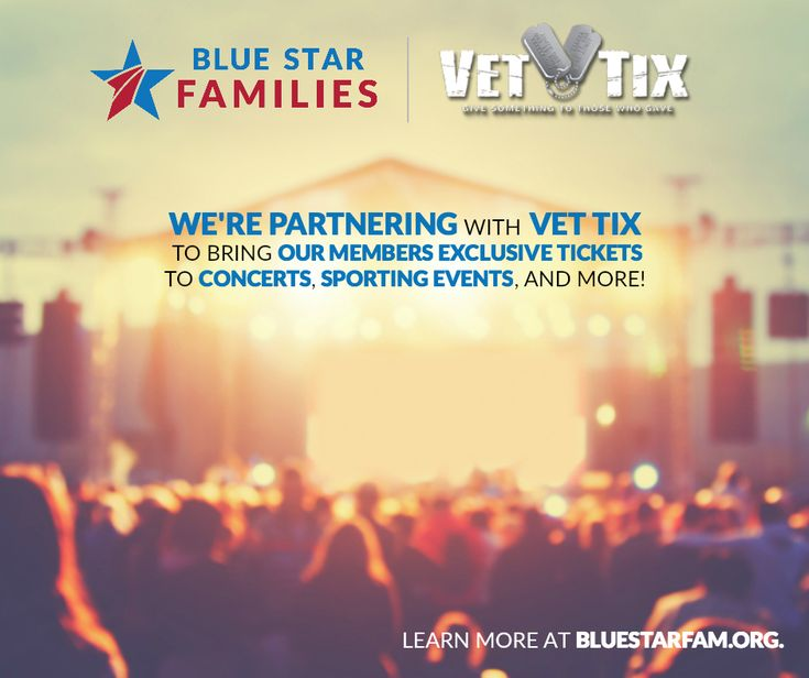 PHOENIX, AZ – Veteran Tickets Foundation (Vet Tix) and Blue Star Families (BSF) today joined forces in a strategic partnership that will help strengthen both organizations' programs and directly benefit military families. Vet Tix provides veterans, service members, caregivers and family of those killed in action with free tickets to major sports games, concerts, and …