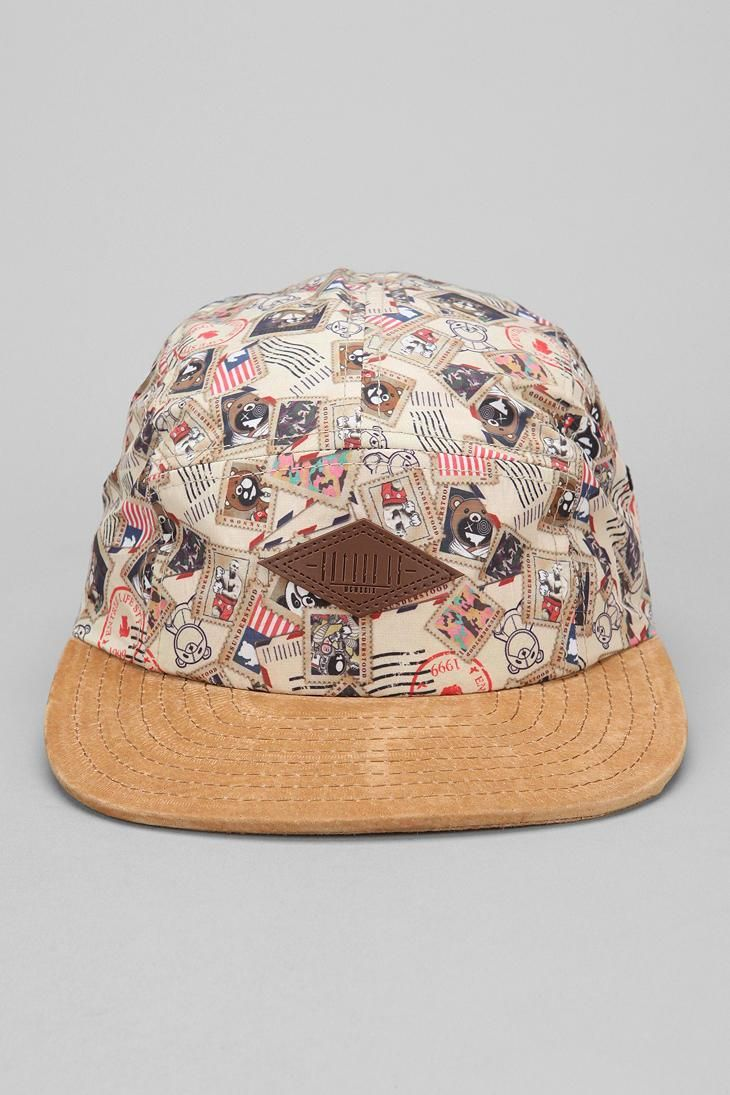 Entree Stamps 5-Panel Hat #urbanoutfitters