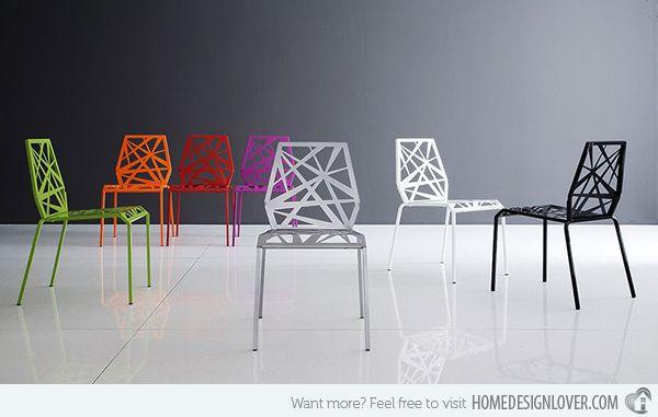 15 Stunning Modern Kitchen Chairs And Kitchensrhpinterest: Modern Kitchen Chairs At Home Improvement Advice