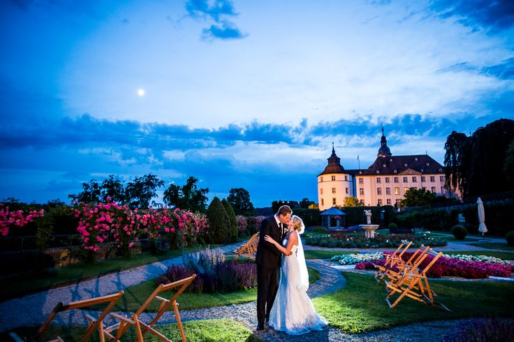 Fairytale wedding - Schloss Langenburg in Germany