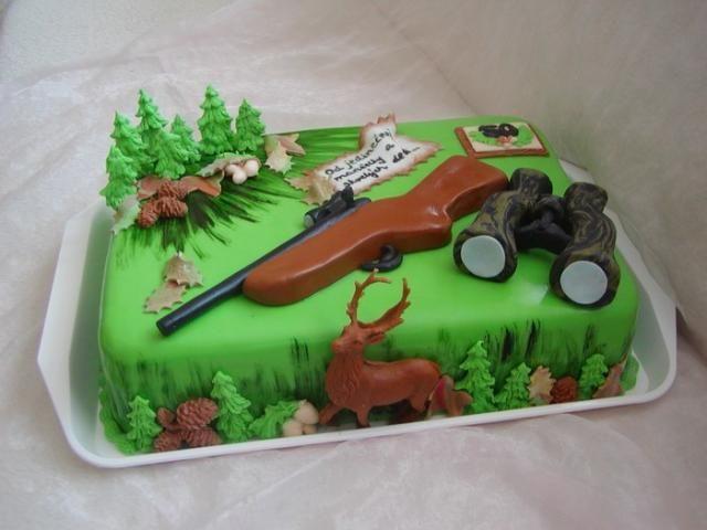 torty pre poľovníka - Hľadať Googlom