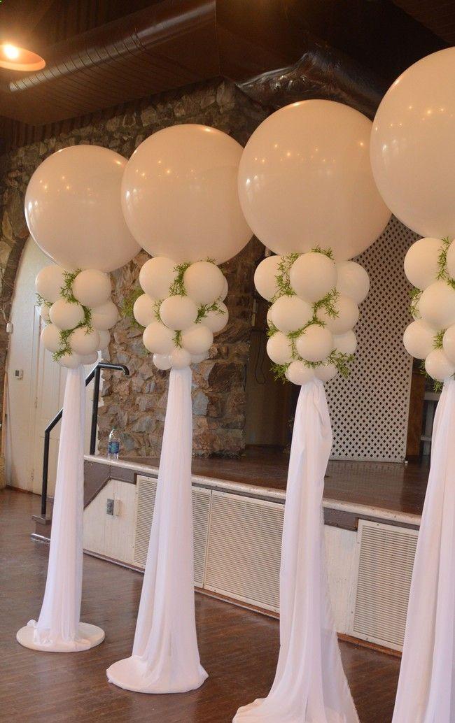 35 Unique Balloon Wedding Decor Ideas To Rock Wedding Balloon