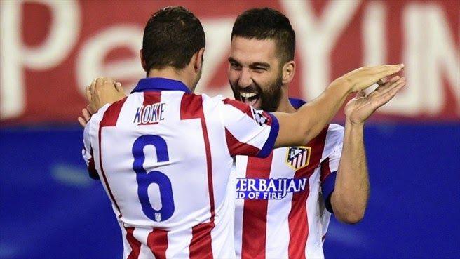 RADIO CORAZÓN  DEPORTIVO: UEFA CHAMPIONS LEGUE, CLUB ATLÉTICO DE MADRID, KOK...