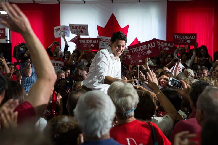 Get to know the Leader of the Liberal Party of Canada.