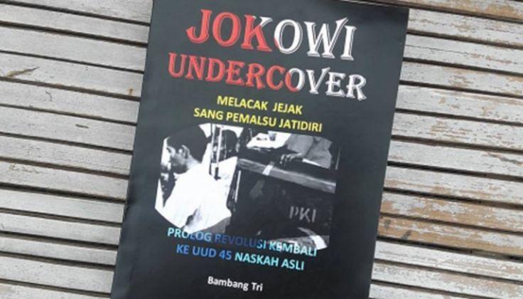 Polisi Akan Dalami Siapa di Belakang Penulis Buku Jokowi Undercover