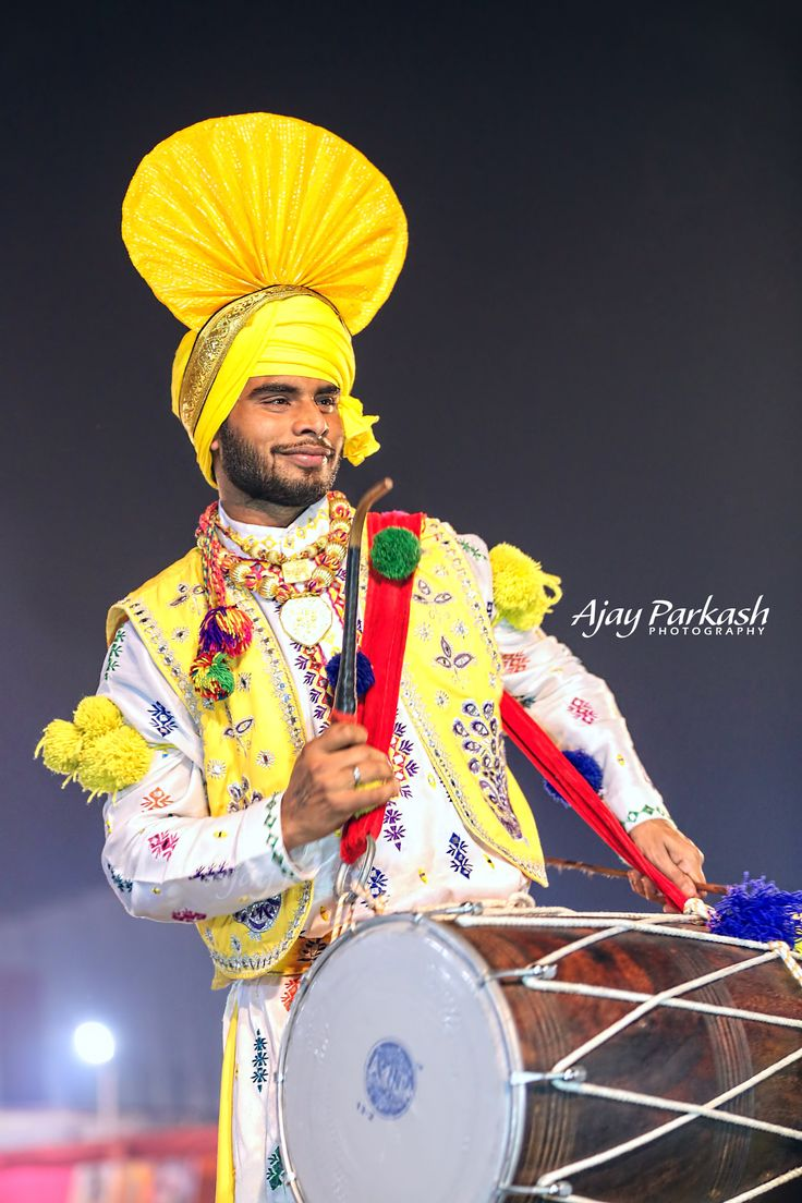 The Dhol Player by Ajay Parkash on 500px