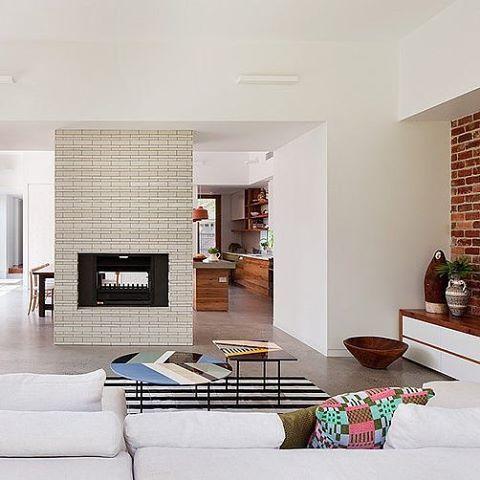 Martin House By BG Architecture #homeadore #livingroom #interior #interiors  #interiordesign # Part 69