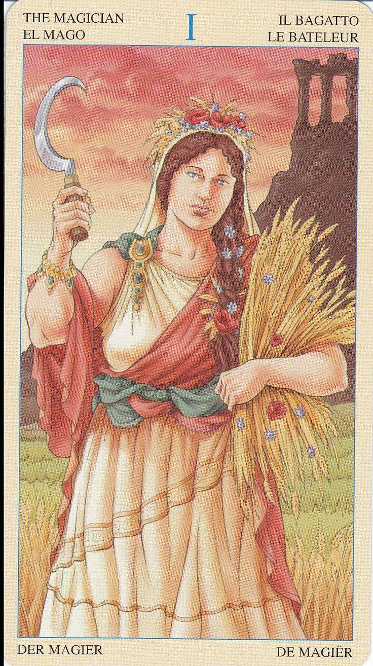 Tarot And Goddesses