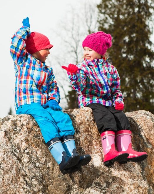 A sturdy boot and a children's favourite for fast-paced activities.