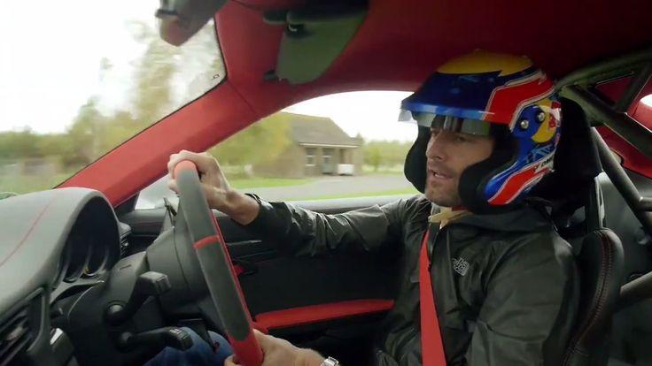 Mark Webber auditions to be #TheGrandTour's new driverhttps://twitter.com/thegrandtour/status/932624586067214337