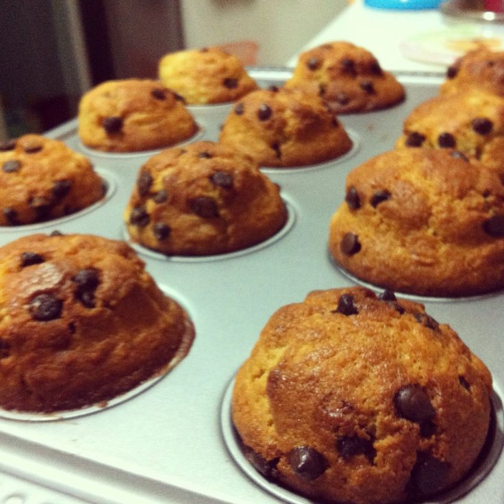 How to Bake Easy Banana Muffins