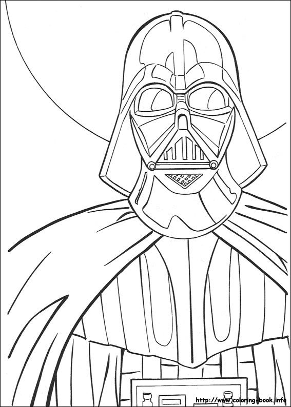23 best Coloring pages images on Pinterest Coloring for kids - copy star wars new hope coloring pages