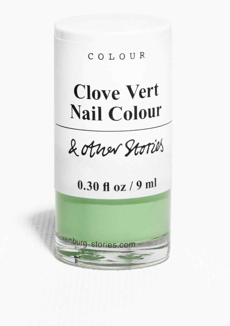 & Other Stories | Nail Colour - Clove Vert.