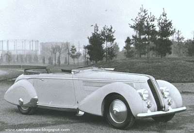 Lancia Astura 233 (1933)
